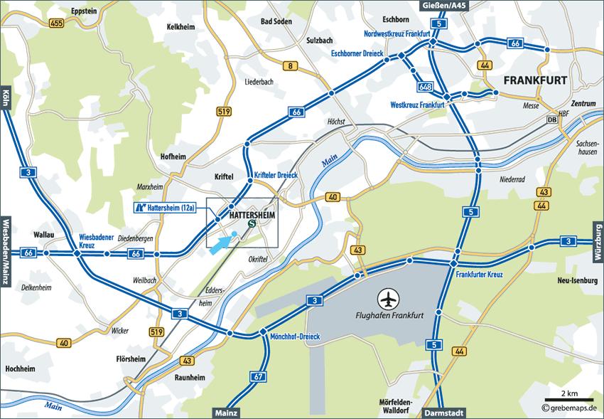 Hattersheim (Übersicht)