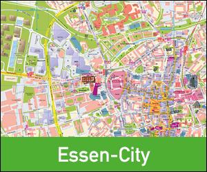 Ortsplan erstellen - ShoppingMap Essen-City