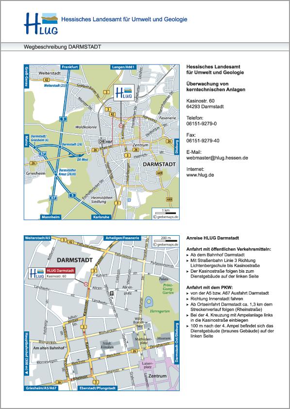 Karte Darmstadt (HLUG-2)