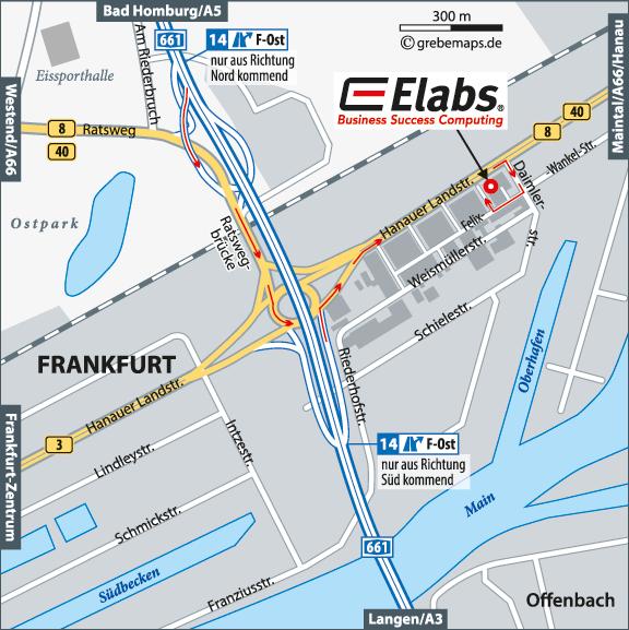 Karte Frankfurt (Elabs)