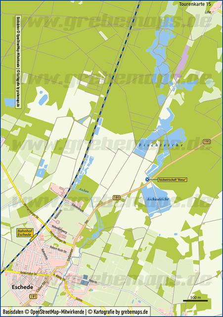 Karte Eschede (TM)