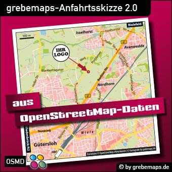 grebemaps-Anfahrtsskizze 2.0