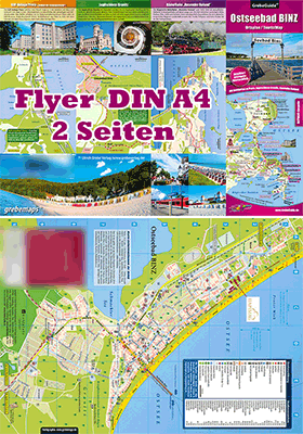 TouristMap / Ortsplan Binz