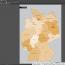 Administrative Karte Deutschland