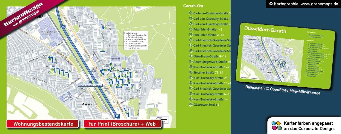 Wohnungsbestandskarte erstellen aus OpenStreetMap-Daten, Karte Wohnungsbestand erstellen